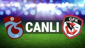 CANLI   Trabzonspor - Gaziantep FK