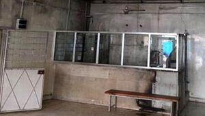 Teröristler, Tel Abyad Hastanesinde cihazları yakmış