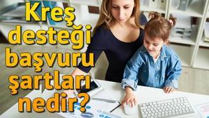 Çalışan annelere 650 lira kreş desteği başvurusu nasıl yapılır İşte başvuru şartları