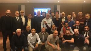 Üsküdarlı Beşiktaşlılar Serdal Adalıya destek gecesi düzenledi