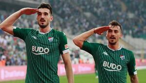 Bursaspor 2-1 Ümraniyespor