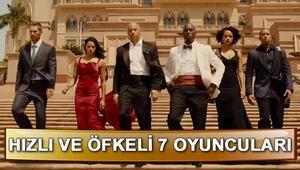 Hızlı ve Öfkeli 7 filminin oyuncuları kimler İşte Hızlı ve Öfkeli 7nin konusu ve oyuncu kadrosu