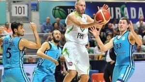 ING Basketbol Süper Ligi - TOFAŞ: 81 - Türk Telekom: 72