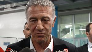 Ahmet Ağaoğlu: Şu anda nöbetçi lideriz