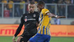 Ankaragücü - Beşiktaş: 0-0