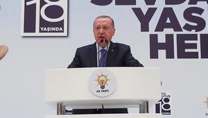 Son dakika... Cumhurbaşkanı Erdoğandan birlik mesajı: Kimse bizi yenemez
