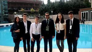 350 öğrenciyle Model Avrupa Birliği