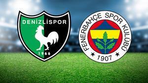 Denizlispor Fenerbahçe maçı ne zaman, saat kaçta, hangi kanalda