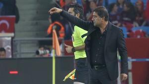 Trabzonsporun zirve dansı Ünal Karaman ile başarı geldi...