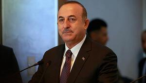 Son dakika... Bakan Çavuşoğlundan Barış Pınarı Harekatı açıklaması