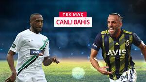 Fenerbahçenin Denizlide dikkat çeken istatistiği iddaada o tercihe...