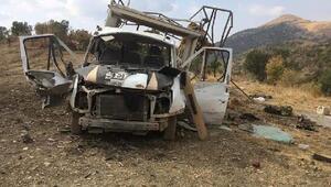 PKKlı teröristler, orman işçilerine saldırdı: 6 yaralı