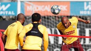 Galatasarayda Real Madrid hazırlıkları sürüyor Falcao ve Feghouli ise...