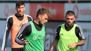 Beşiktaş, Braga hazırlıklarına başladı Burak Yılmaz ise...