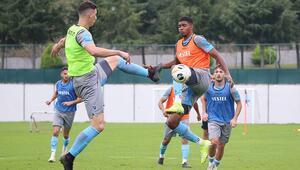 Trabzonspor, Krasnodar hazırlıklarına ara vermeden başladı