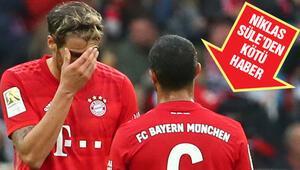 Bayern Münih, 90+2de kayıp yaşadı