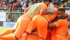 Alanyaspor - Rizespor: 5-2