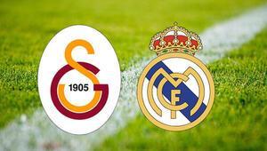 Galatasaray Real Madrid Şampiyonlar Ligi maçı ne zaman Kadro belli oldu
