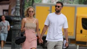 Jennifer Lawrence evlendi