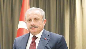 TBMM Başkanı Mustafa Şentop: Teröristleri ağırladılar