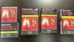 Tek tip sigara paketi ve açık sınırlı alan nedir