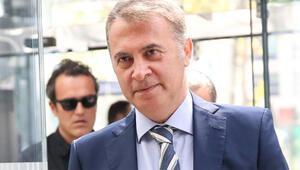 Fikret Ormandan açıklama Ahmet Nur Çebi...