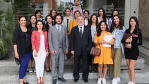 Yaşar Üniversitesine Jean Monnet Kürsüsü onuru