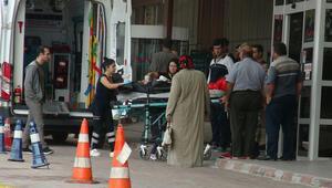Azezde SMO üssüne saldırı: 1 şehit, 4 yaralı
