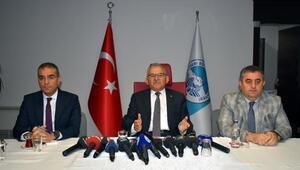 Başkan Büyükkılıç, Cumhurbaşkanı Erdoğanın ziyaretini değerlendirdi