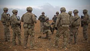 Suriyeden çekilen ABD askerleri Iraka ulaştı