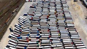 Kapıkuleden günlük araç çıkış sayısı rekora ulaştı