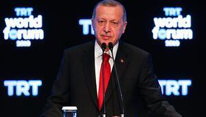 Son dakika... Cumhurbaşkanı Erdoğandan 120 saat için kritik mesaj