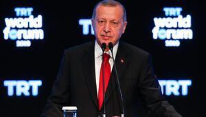 Cumhurbaşkanı Erdoğandan 120 saat için kritik mesaj
