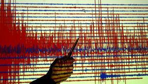 Son dakika... Akdeniz açıklarında 4.3 büyüklüğünde deprem