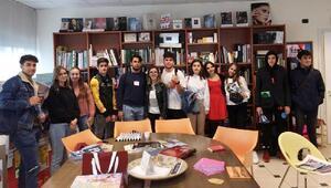 Burdurlu öğrenciler İtalyada
