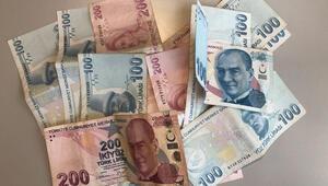 Herkes merakla bekliyordu Talihli parasını teslim aldı