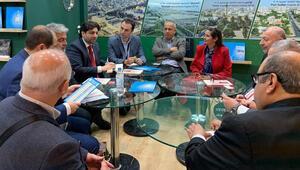 İstanbul Fellowship programı Frankfurtta tanıtıldı
