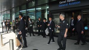 Galatasarayın rakibi Real Madrid İstanbulda