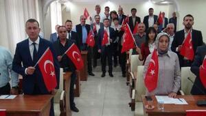 Burdur Meclisinden Barış Pınarına destek