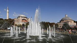 Ayasofya 12 yılda 31 milyon kişinin ziyaret etmesiyle birçok ülke nüfusunu geride bıraktı