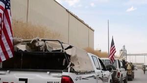 Suriyeyi terk eden ABD askerleri böyle hazırlık yaptı