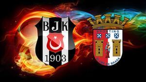 Beşiktaş Braga Avrupa Ligi maçı ne zaman