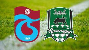 Trabzonspor Krasnodar maçı ne zaman