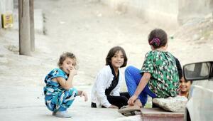 Görüntüler Tel Abyad'dan! Huzura kavuştu