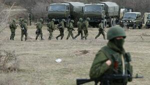 Rus askerleri Kamışlı'da