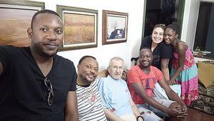 Kara Kıta'nın vefası: 'Verşan Baba'  unutulmadı