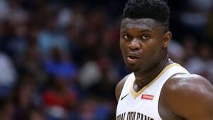 New Orleans Pelicansa şok haber Zion Williamson...