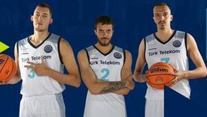 Türk Telekomun konuğu Dinamo Sassari