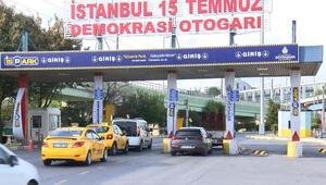 Otogara gidenler dikkat Taksicilerin tuzağına düşmeyin