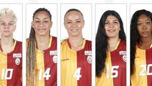Galatasaray Kadın Basketbol Takımı, Sepsi Arenaya çıkıyor